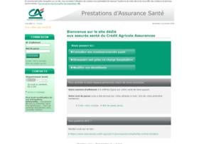 Ca-prestations-sante.fr