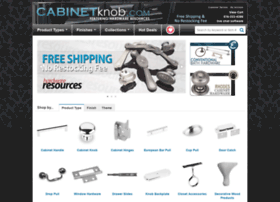 cabinetknob.com
