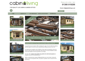 cabinliving.co.uk