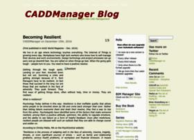 caddmanager.com