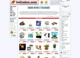 cadeaux-nature.ledindon.com