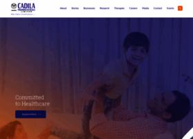 cadilapharma.com