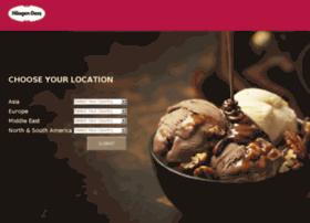 cafes.haagen-dazs.com