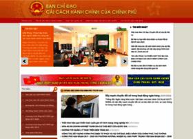 caicachhanhchinh.gov.vn