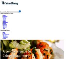 cairnsdining.com