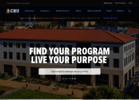 calbaptist.edu