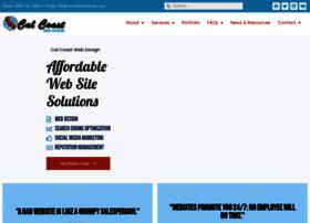 calcoastwebdesign.com