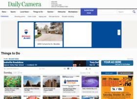 calendar.dailycamera.com