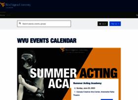 calendar.wvu.edu