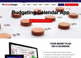 calendarbudget.com