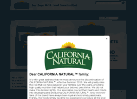 californianaturalpet.com