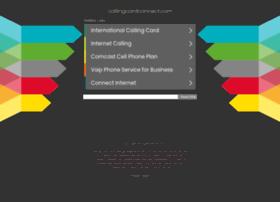 callingcardconnect.com