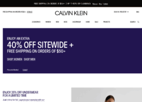 calvinklein.com