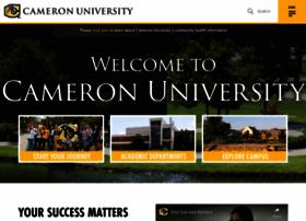 cameron.edu