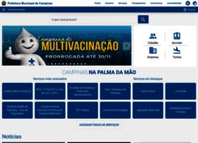 campinas.sp.gov.br
