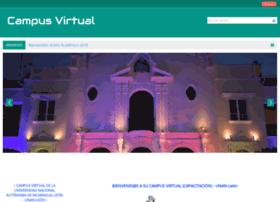 Campusvirtual.unanleon.edu.ni