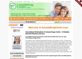 canadadrugcenter.com