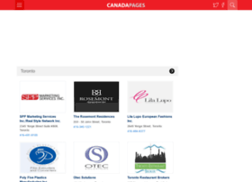 Canadapages.ca
