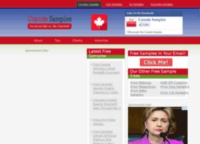 Canadasamples.com