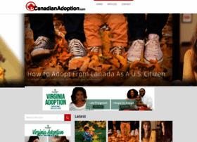 canadianadoption.com