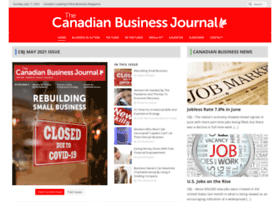 canadianbusinessjournal.ca