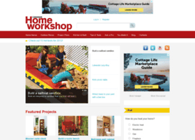canadianhomeworkshop.com