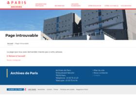 canadp-archivesenligne.paris.fr