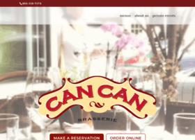 cancanbrasserie.com