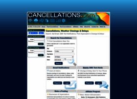 cancellations.com