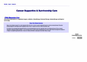 cancersupportivecare.com