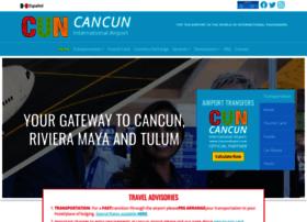 cancun-airport.com