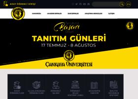 cankaya.edu.tr