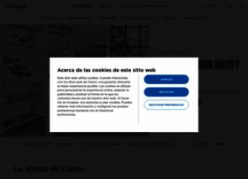 canon.es
