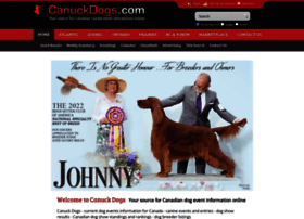 canuckdogs.com