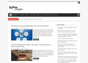 Caodanglongan.edu.vn