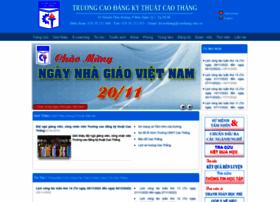 caothang.edu.vn