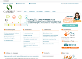 Capesesp.com.br