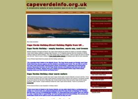 capeverdeinfo.org.uk