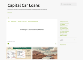 capitalcarloans.com