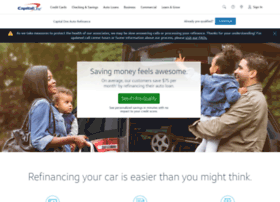 capitaloneautofinance.com