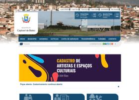 capivaridebaixo.sc.gov.br