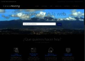 caracashosting.com
