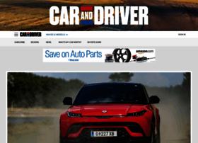 caranddriver.com