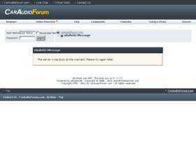 caraudioforum.com