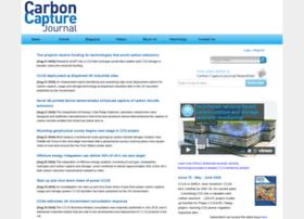 carboncapturejournal.com