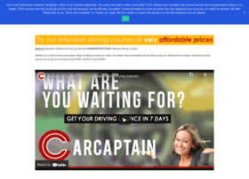 carcaptain.com