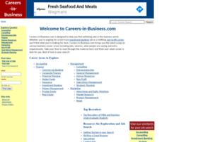 careers-in-business.com
