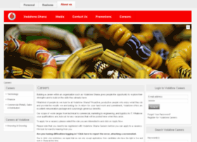 Careers.vodafone.com.gh