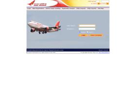 cargo.airindia.in