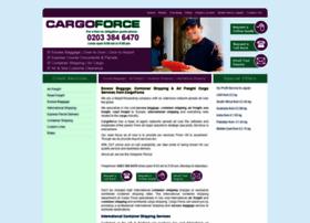 cargoforce.co.uk